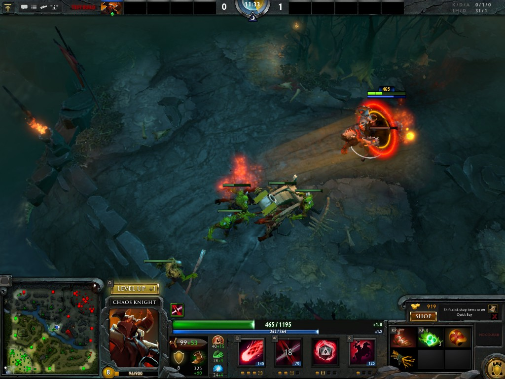 DOTA 2 Chaos Knight Guide, Strategy & Builds ~ Dota 2 Throne