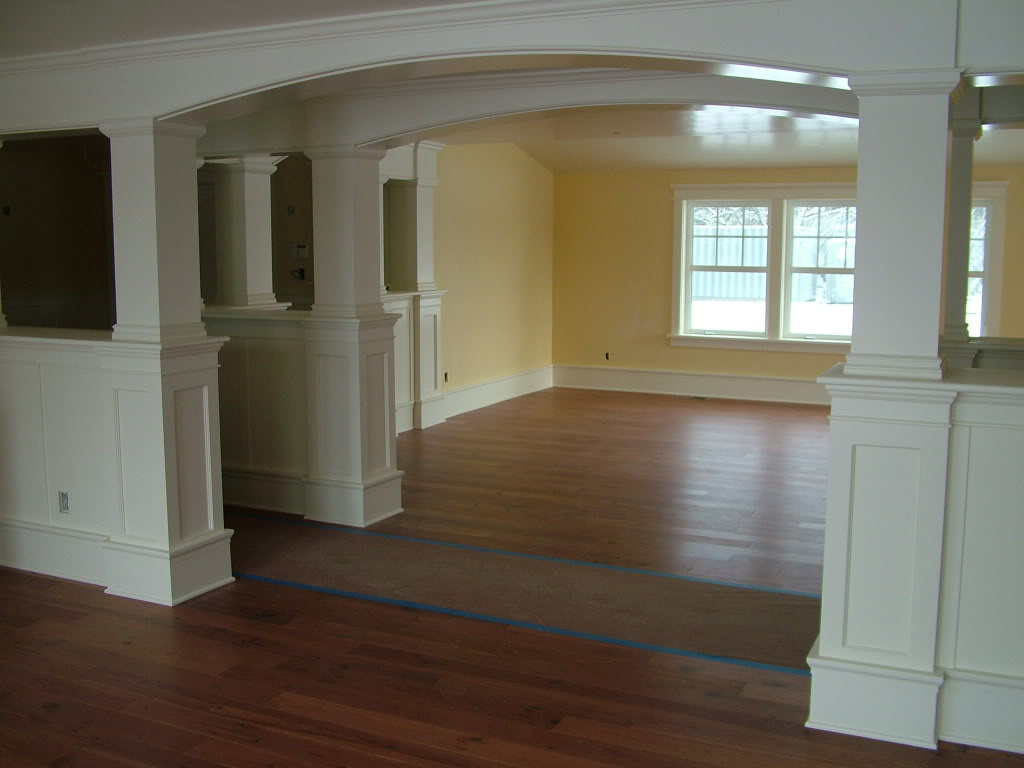 How to wainscoting ideas - Elegant Swoon Style And Home All The Trimmings With Wainscoting Trim Ideas
