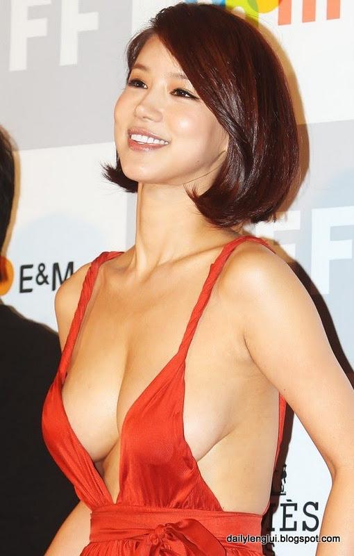 chrome artis korea oh in hye dari gaun kontroversi hingga
