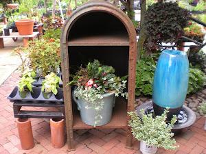 Mailbox at Blumen Gardens