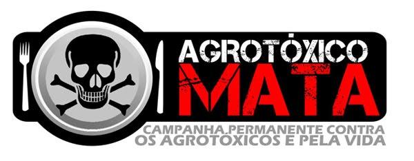 campanha nacional contra o uso de agrotóxicos