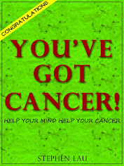 <b>Congratulations! You&#39;ve Got Cancer!</b>