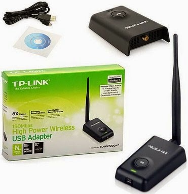 TP-LINK TL-WN7200ND Driver Free Download