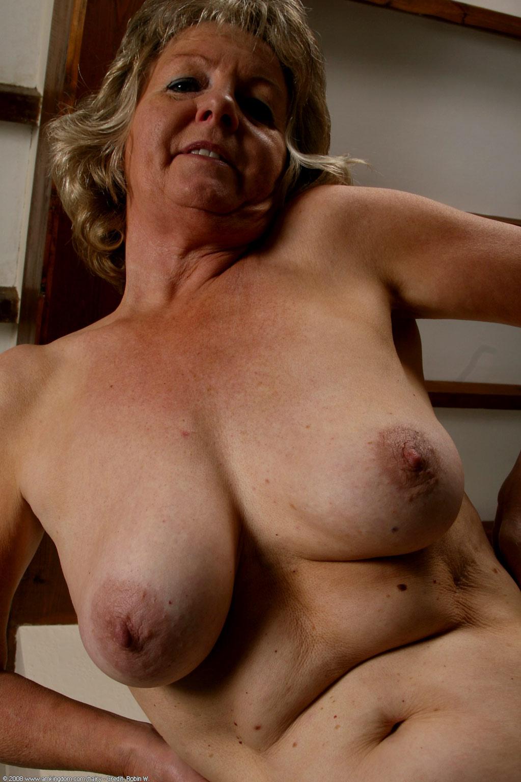 Colleen mature pierced granny