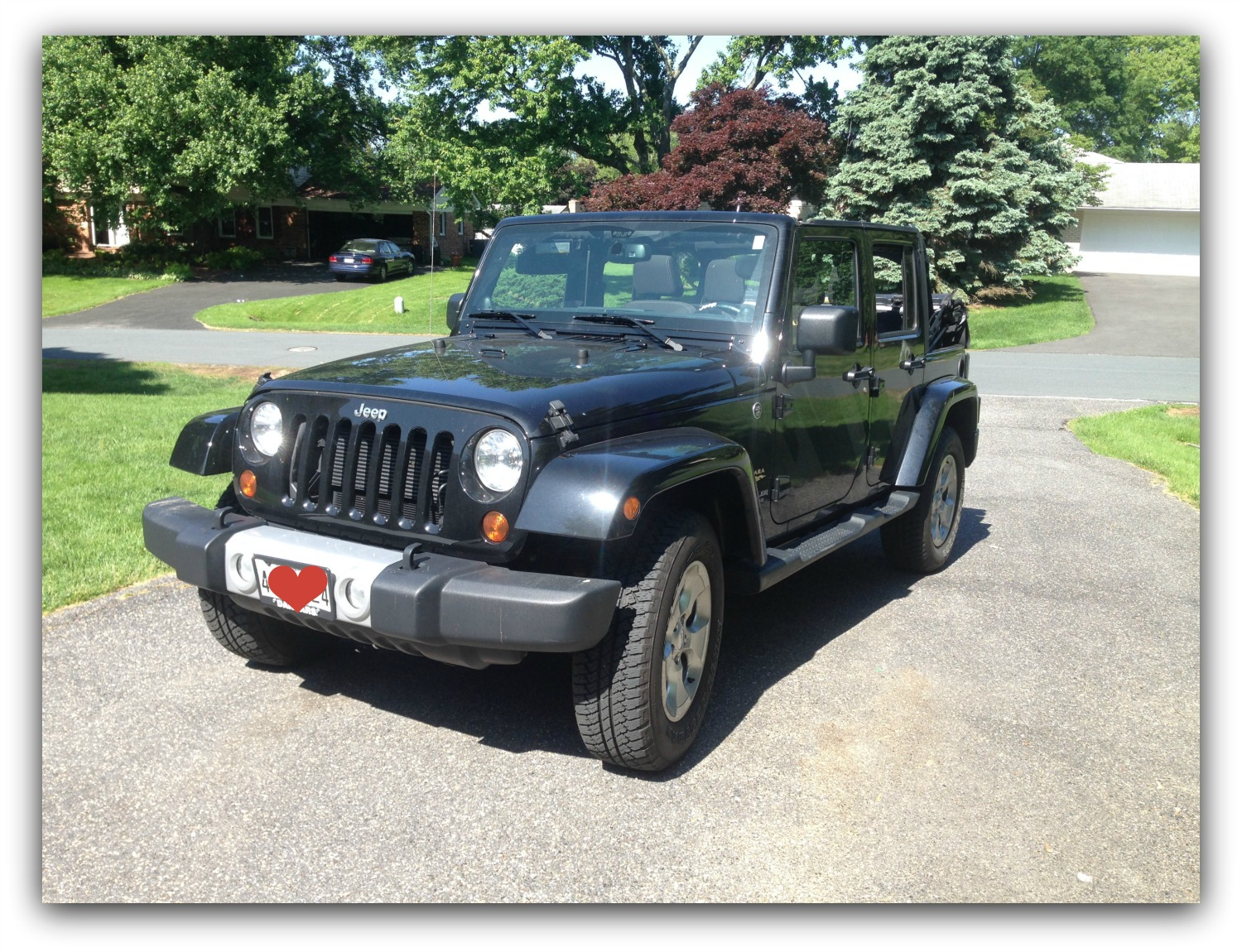 I recently read a review on a cars com blog questioning why the jeep wrangler unlimited is so popular with families the kicking tires blog post is a review