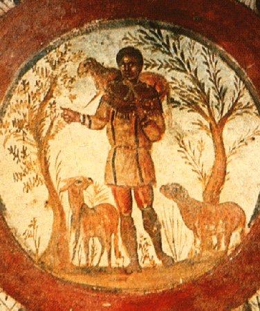 The good shepherd Robert De