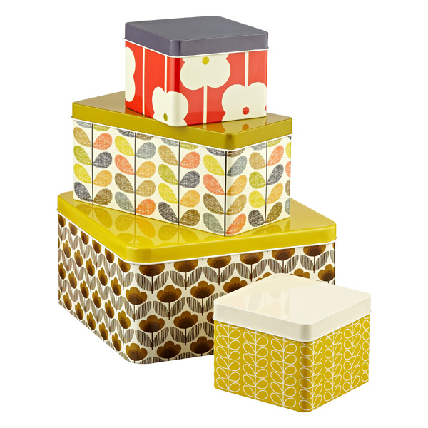 They have a great selection of Orla Kiely cake tins and canisters and thereu0027s free shipping when you spend $75 or more. Check out the pieces below ...  sc 1 st  I Love Orla Kiely & I Love Orla Kiely: 20% off Orla Kiely at the Container Store