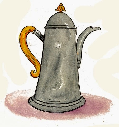 Dadzilla Coffee Pot Incident