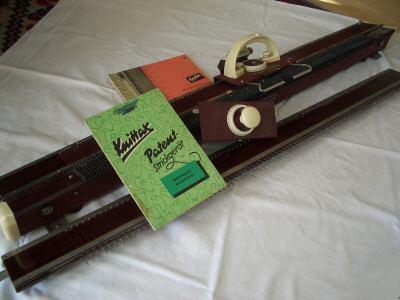 knittax knitting machine