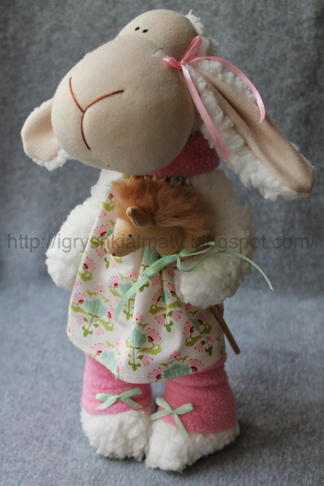 алматы, год овечки, ручная работы, что подарить, куклы ручной работы, ткани, на заказ