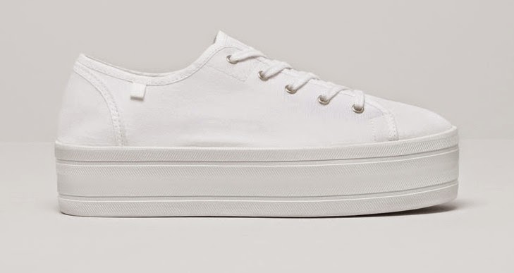 White sneakers_Pull and Bear
