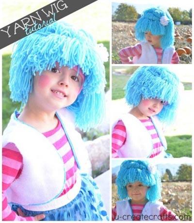 The Yarn Baby