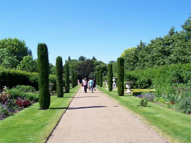 Regents Park em Londres