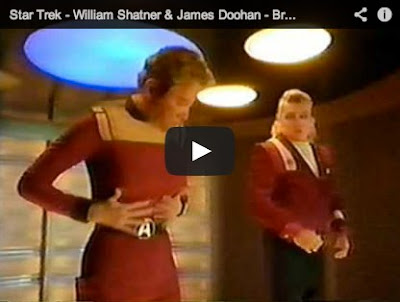PowerGen commercial starring William Shatner/James Doohan of Star Trek
