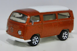 Custom Matchbox VW Bus