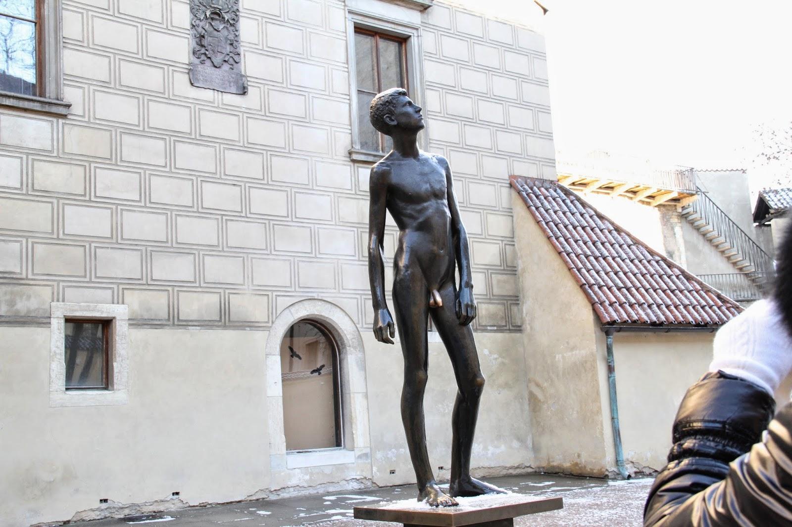современное искусство Праги