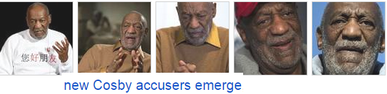 Bill Cosby is a serial rapis