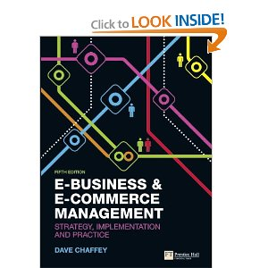 ECOMMERCE MANAGEMENT DAVE CHAFFEY 3RD EDITION PDF FREE DOWNLOAD