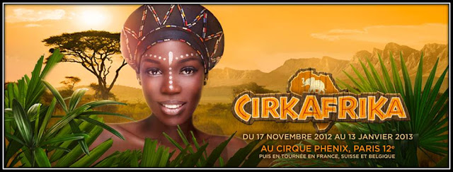 CIRKAFRIKA, pelouse Reuilly Paris, cirque africain tanzanien, cirque phenix Noël