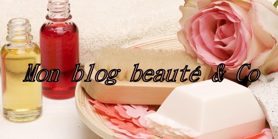 Mon blog beauté & Co