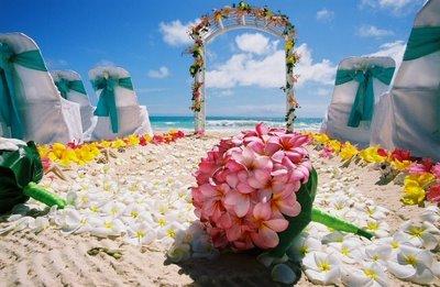 weddingspies hawaiian wedding flower bouquets hawaiian wedding flower. Black Bedroom Furniture Sets. Home Design Ideas