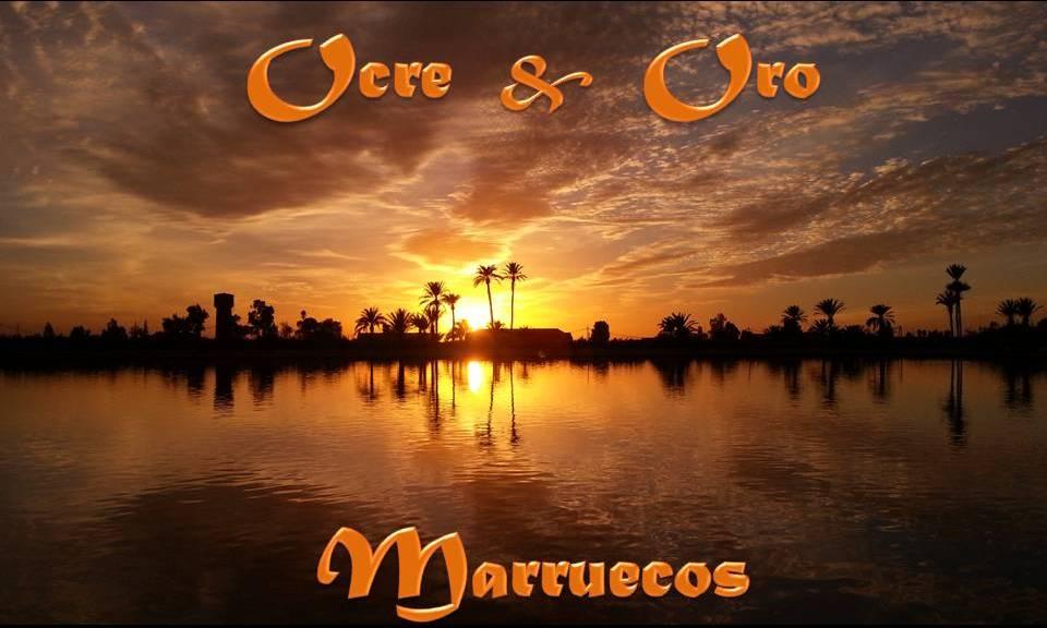 Ocre & Oro , en Marruecos