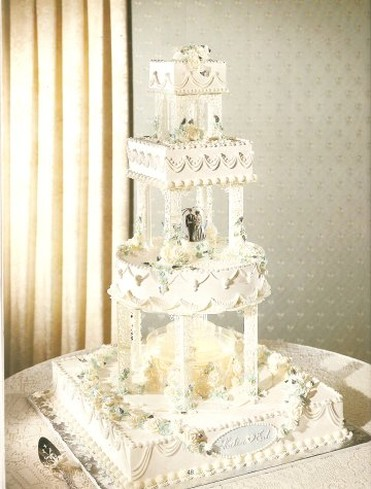 Wedding Cakes Pictures Best Wilton Wedding Cake Pictures