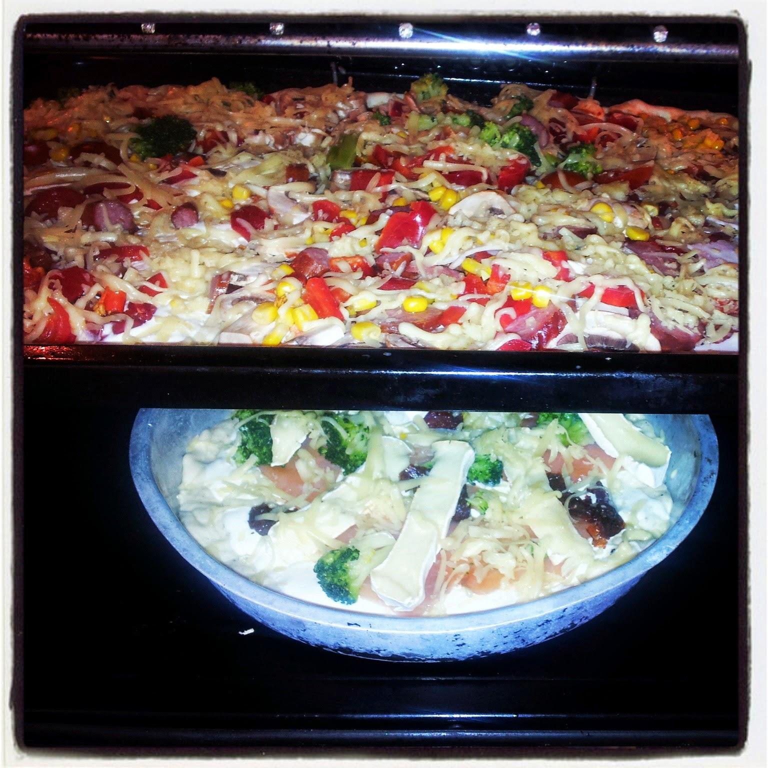 pizza domowa,jak zrobić pizzę,pizza full