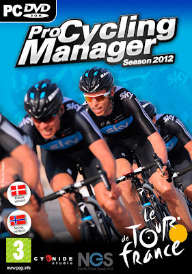 Sports PC Game Pro Cycling Manager (2012)