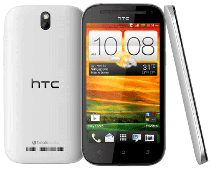 HTC One SV launches with 4.3 inch display