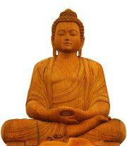 "Méditation ""Assise du Bouddha"" à Bergerac"