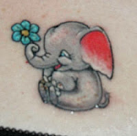 Elephant Tattoos