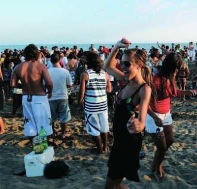 temporada 2012 playas de la costa atlantica