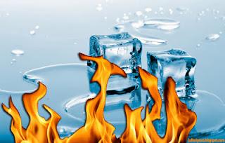 Bagaimana Cara Menciptakan Api dengan Bantuan Es Batu dan Sinar Matahari?