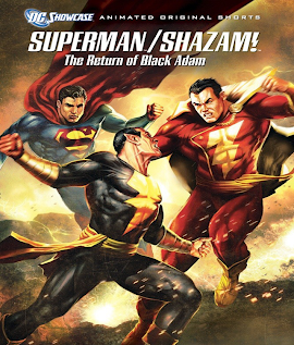 Superman / Shazam: El Regreso de Black Adam Online