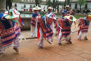 Danzas populares de México