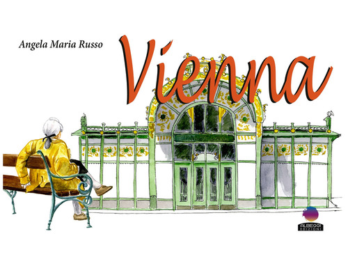 Sketchbook / taccuino di viaggio - VIENNA