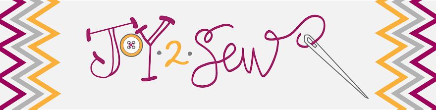 Joy 2 Sew
