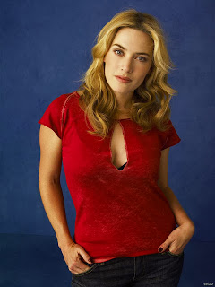 Kate Winslet Latest Hot Cleavages Stills