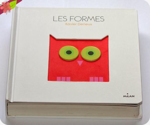 """""""Les formes"""" de Xavier Deneux"""