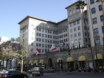 Places Buildings Beverly Wilshire Hotel