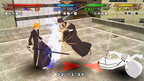 bleach hts download psp android