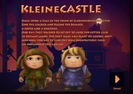 Kleine Castle no linux games online