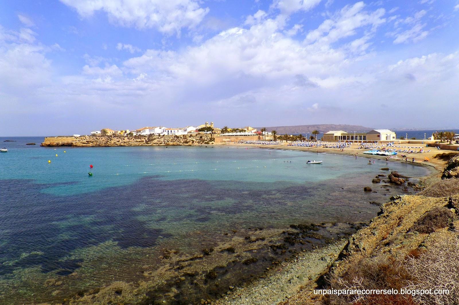Un pa s para recorr rselo isla de nueva tabarca alicante - Hoteles en isla tabarca ...
