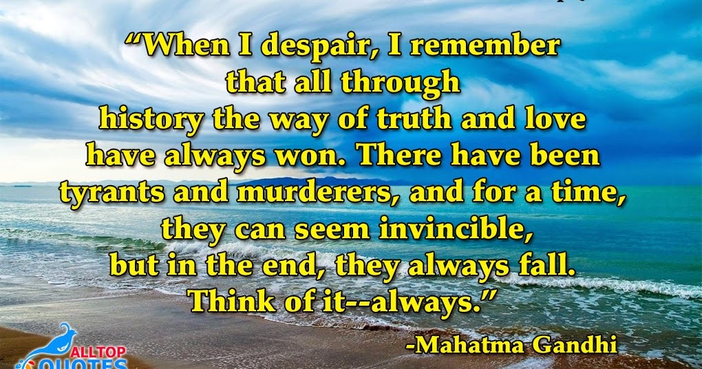 inspirational victory quotes by mahatma gandhi all top