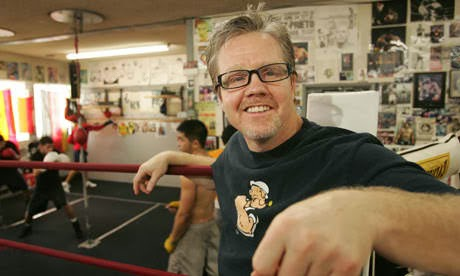 Freddie Roach as 2013's Trainer of the Year