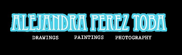 Alejandra-Perez's Art