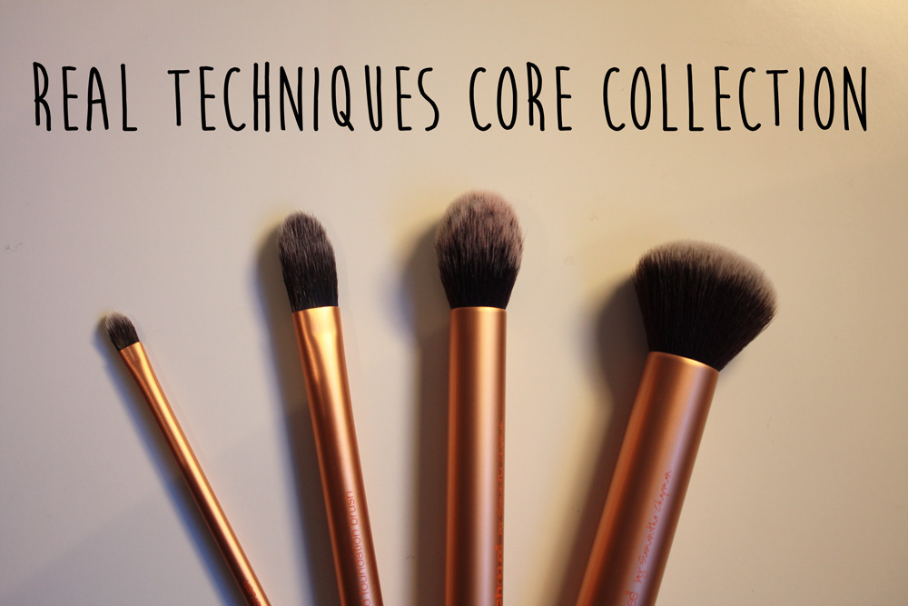 Real Techniques Core Collection