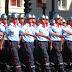 Le Défilé Militaire - des pompiers