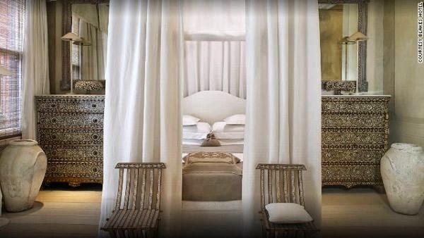 Hotel dengan Kamar Terseksi di Dunia